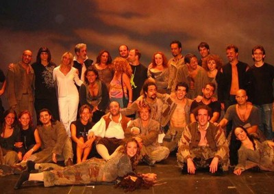 Musical El Hombre de la Mancha (2005)