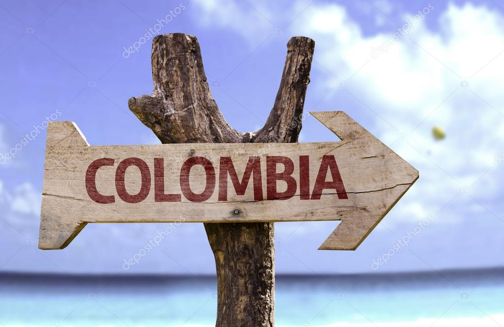 ¡COLOMBIA!