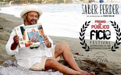 ¡PREMIO DEL PÚBLICO EN EL FESTIVAL DE CINE DE ELCHE!