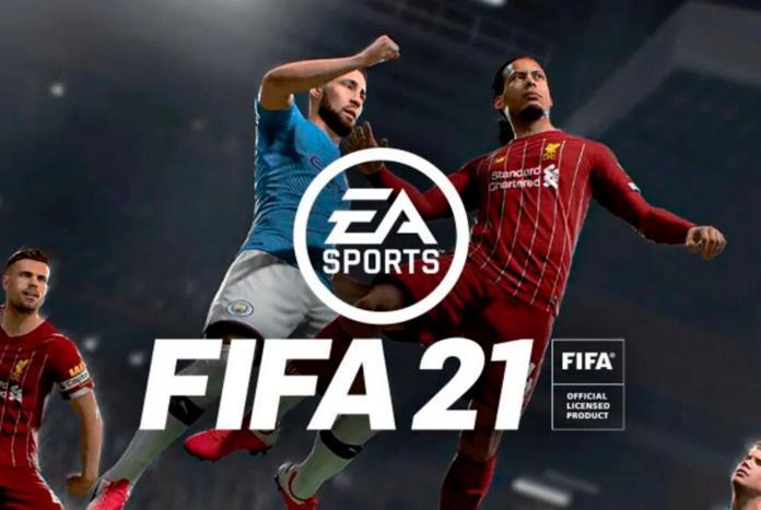 MI VOZ EN EL FIFA21